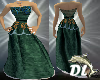 dl-green celtic gown