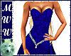 Sapphire Wedding Gown