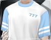 777 Blue Tee