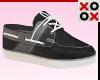 Gray Dockside Boat Shoes