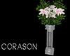 .:C:.Mesh Wedd. flowers3