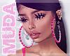 B|Taffy Earrings