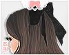 |J| Valentine |Lace Bow