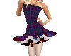 CM! Tartan corset dress