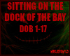 Ottis Redding- Dock of