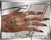 Nails+Rings+tatto