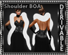 Shoulder Fur Boa