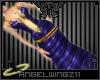 [AZ] Lilac Roman Dress