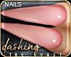 .Cst: Blush Nails.
