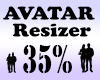 Avatar Scaler 35% / M