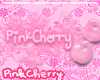 PinkCherry nametag