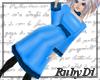 Little Light Blue Dress