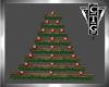 CTG TREE SHELF & CANDLES