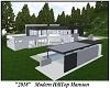 Modern Hilltop Mansion