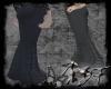 Dark Lacey Pants