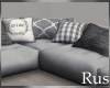 Rus Fall Comfy Couch