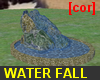 [cor] Water fall animate