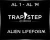 Alien Lifeform lQl
