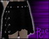 R: Black Trix Skirt