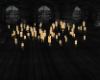 Haunted Floating Candles