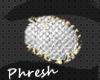 |P|GoldDiamod Earrings
