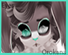 O. Ran Eyes 2Tone