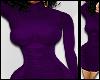 C|RLL Turtle Neck Dress