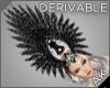 ~AK~ Showgirl Headdress