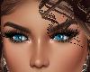 ojos azules