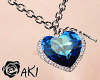[Aki] BL Heart Necklace