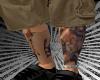 Skips leg tats