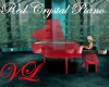 Red Crystal Piano Player