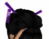 Purple Chopsticks/NoHair