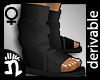 (n)DRV Ninja Sandals [F]