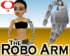 Robo Arm -Female