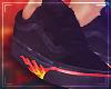♛ Flame Skates