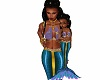 kids mom mermaid 2