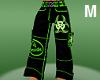 NL-Pants Toxic Green