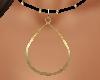 !  LQT Teardrop necklace