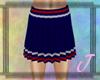 [JMRG]  Navy blue skirt