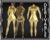 GoldFur Full Outfit Mesh