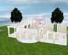 Pastel wedding rooms