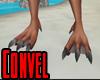 Anyskin Creature feet