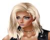 Hair Ash Blond Lizzy 607