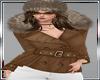 AS*Winter Brown Jacket