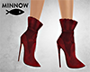 Nico Boot Red