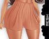 ! HW Nude Shorts