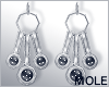 *M* Adalia Earrings