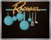 Racheal Ray teal pots