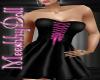 {MD}Blaq Corset Dress V2
